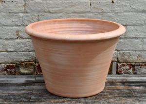 terracotta bloempot