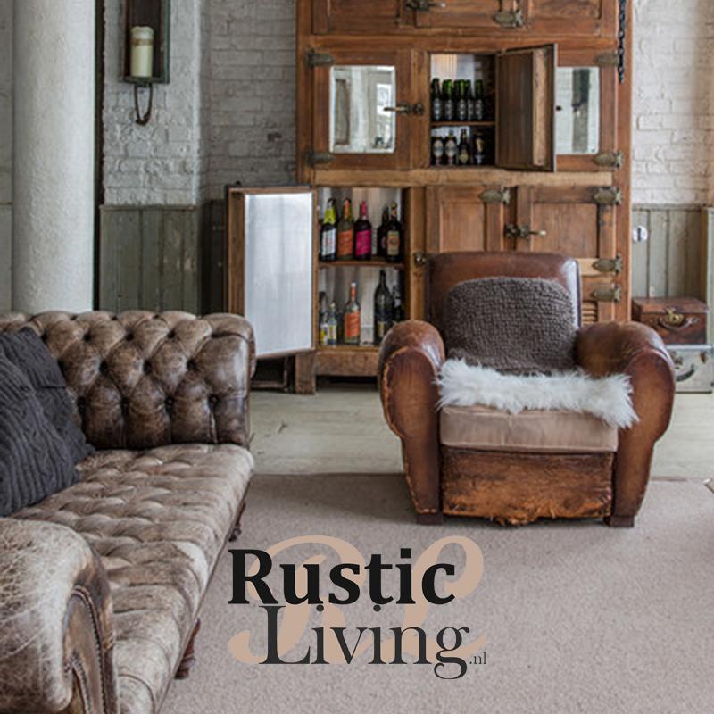 Woontrend 2018 Landelijk en Industrieel | RusticLiving.nl
