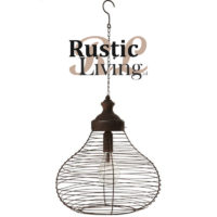 Hanglamp Roest
