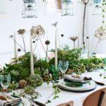 Kerstdiner Botanische sfeer