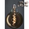 Ledlamp g125 Amber Spiral e27