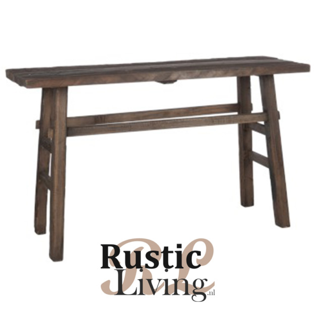 Console Hout bruin